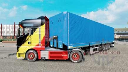 Treyler Tirsan v1.1 для Euro Truck Simulator 2