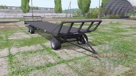 Fliegl DPW 180 autoload для Farming Simulator 2017