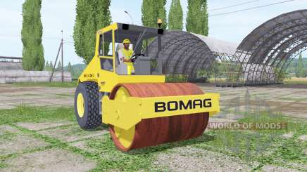 BOMAG BW 214 DH-3 для Farming Simulator 2017