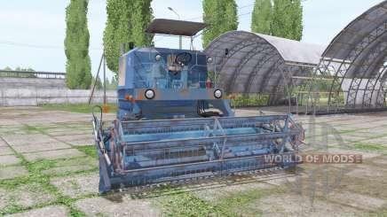 Bizon Z056 Super old для Farming Simulator 2017