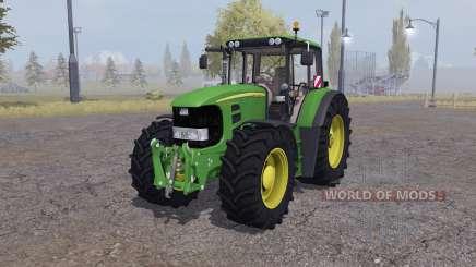 John Deere 7530 Prеmium для Farming Simulator 2013