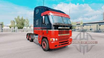 Freightliner Argosy v2.3.1 для Euro Truck Simulator 2