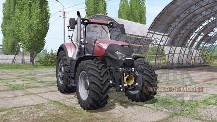 Case IH Optum 300 CVX edit BDBSSB для Farming Simulator 2017
