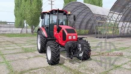 Беларус 1523 v1.4 для Farming Simulator 2017