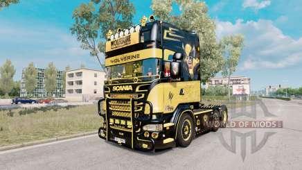 Scania R520 Wolverine для Euro Truck Simulator 2