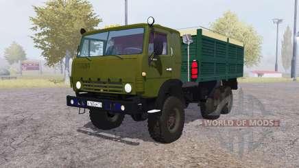 КамАЗ 4310 off-road v2.0 для Farming Simulator 2013