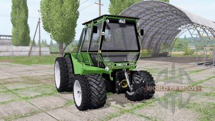 Deutz-Fahr Intrac 2004 v1.2 для Farming Simulator 2017