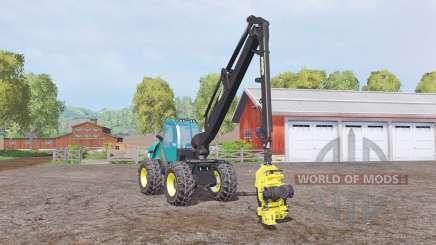 Timberjack 870B v1.3.1 для Farming Simulator 2015