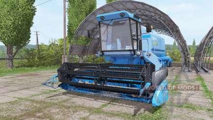 Bizon Z058 v1.1 для Farming Simulator 2017