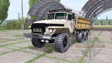 Урал 5557 v2.1 для Farming Simulator 2017