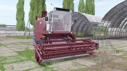 Bizon Z056 Super v0.5 для Farming Simulator 2017