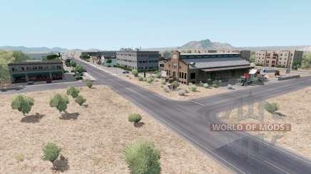 US Expansion v2.3 для American Truck Simulator