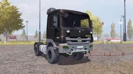 Mercedes-Benz Actros (MP3) для Farming Simulator 2013