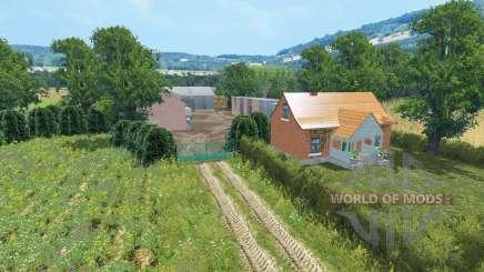 Srednia Wies v5.0 для Farming Simulator 2015