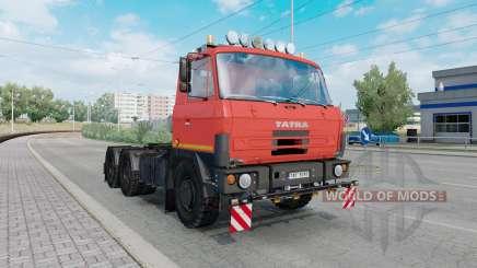Tatra T815 NT 1982 для Euro Truck Simulator 2