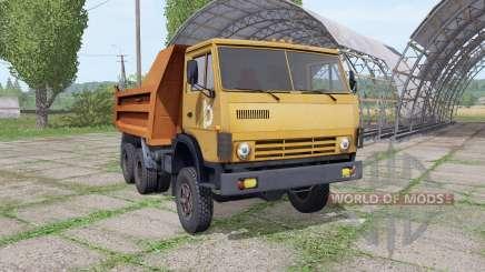 КамАЗ 55111 1989 для Farming Simulator 2017