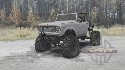 International Harvester Scout 800 для MudRunner