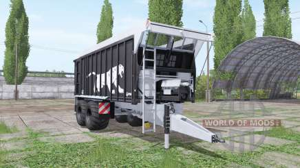 Fliegl ASW 271 Black Panther v1.3.1 для Farming Simulator 2017