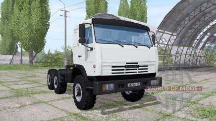 КАМАЗ 44108 v1.1 для Farming Simulator 2017