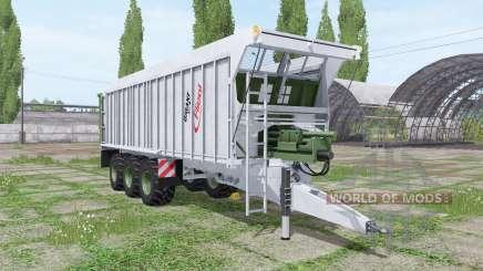 Fliegl Gigant ASW 3101 для Farming Simulator 2017