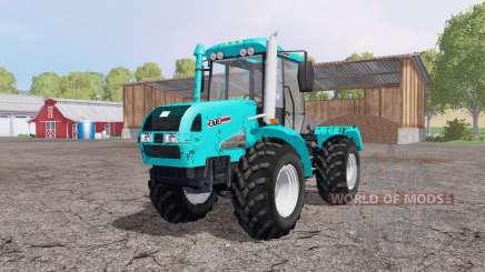 ХТЗ 17222 multicolor для Farming Simulator 2015