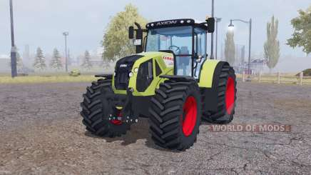 CLAAS Axion 950 green для Farming Simulator 2013