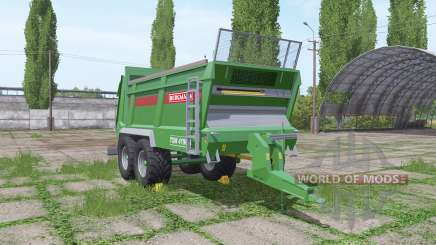 BERGMANN TSW 4190 S v1.2 для Farming Simulator 2017