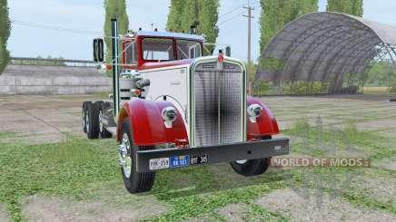 Kenworth 523 1953 v1.1 для Farming Simulator 2017