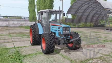 Eicher 2080 v2.0 для Farming Simulator 2017