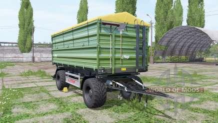Fliegl DK 180-88 Maxum v1.1 для Farming Simulator 2017