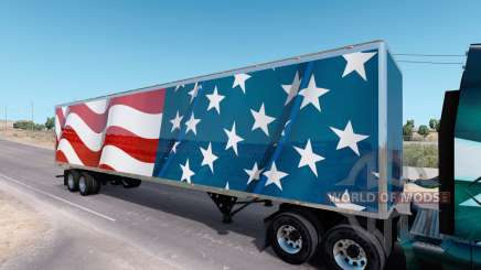 USA Trailer v3.1 для American Truck Simulator