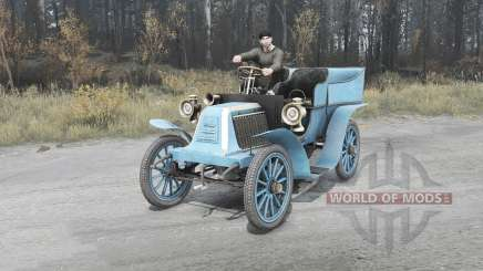 Renault Type G 1902 для MudRunner