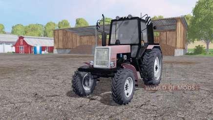 МТЗ-1025 Беларус 4x4 для Farming Simulator 2015