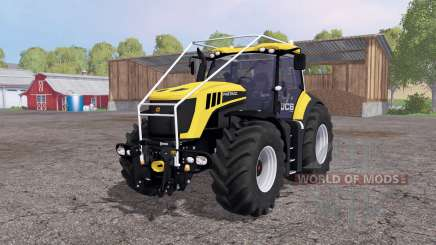 JCB Fastrac 8310 forest для Farming Simulator 2015