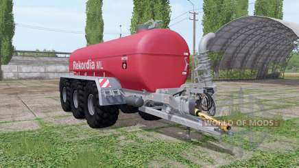 Rekordia Tridem MXXL PW v1.1.0.3 для Farming Simulator 2017