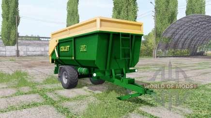 ZDT NS 8 Collet для Farming Simulator 2017