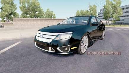 Ford Fusion Sport (CD338) 2009 для American Truck Simulator