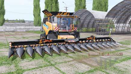 New Holland CR10.90 flame v3.0 для Farming Simulator 2017