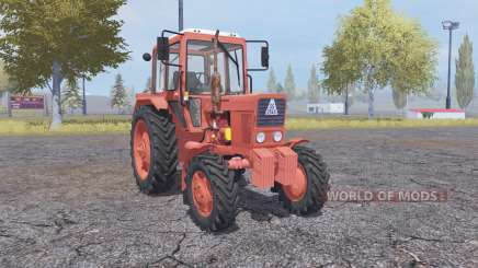 МТЗ 82 export для Farming Simulator 2013