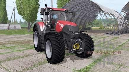 Case IH Optum 300 CVX FC v2.0 для Farming Simulator 2017