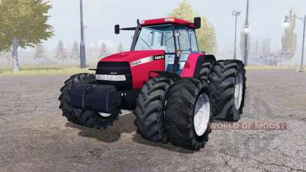 Case IH Maxxum 190 twin wheels для Farming Simulator 2013