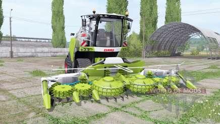 CLAAS Jaguar 960 RowTrac v3.1 для Farming Simulator 2017