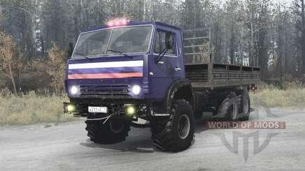 КамАЗ-53212 для MudRunner