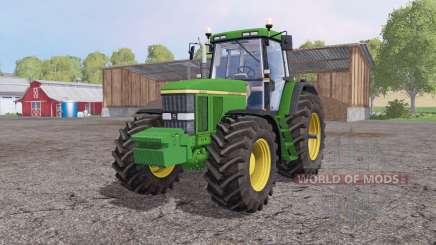 John Deere 7810 weight для Farming Simulator 2015