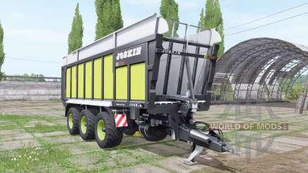 JOSKIN DRAKKAR 8600 CLAAS Edition v1.5 для Farming Simulator 2017