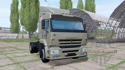 КАМАЗ 5460 2009 v3.0 для Farming Simulator 2017