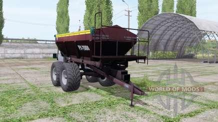 РУ 7000 v1.4 для Farming Simulator 2017