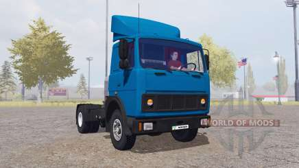 МАЗ 5432 v2.0 для Farming Simulator 2013