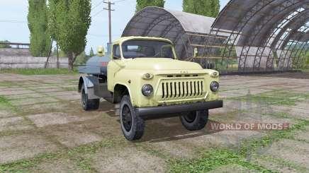 ГАЗ 52 Огнеопасно для Farming Simulator 2017