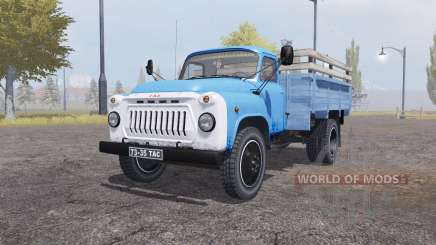 ГАЗ 52 v2.0 для Farming Simulator 2013